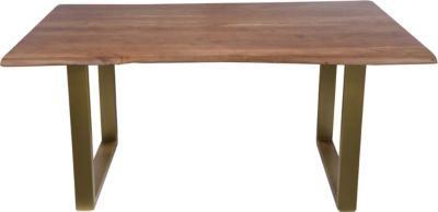 SIT Esstisch, 160x85x77cm braun Gr. 85 x 160