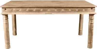 SIT Esstisch, 160x90x76cm hellbraun Gr. 90 x 160