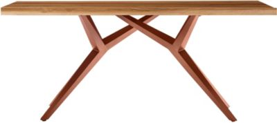 SIT Teakholz Esstisch in verschiedenen Größen braun-kombi Gr. 240 x 100
