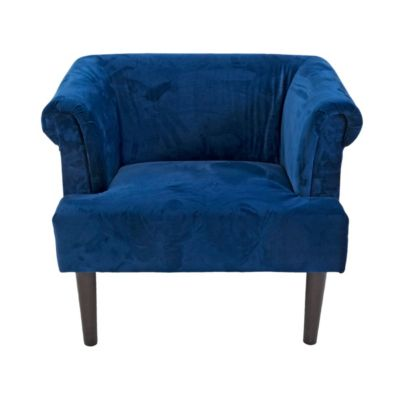 PUREDAY Sessel Opal Sessel dunkelblau