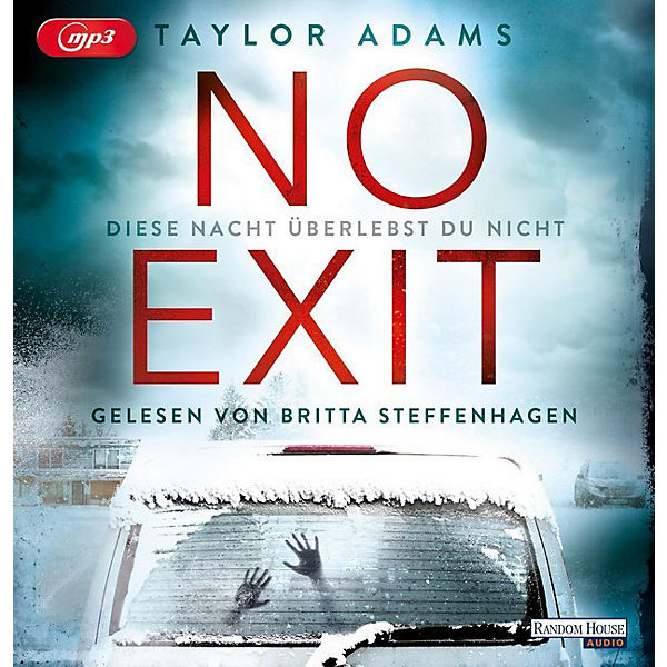 No Exit, 2 Audio-CD,