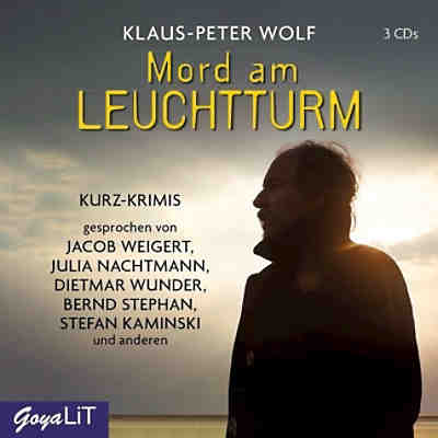 Mord am Leuchtturm, 3 Audio-CDs