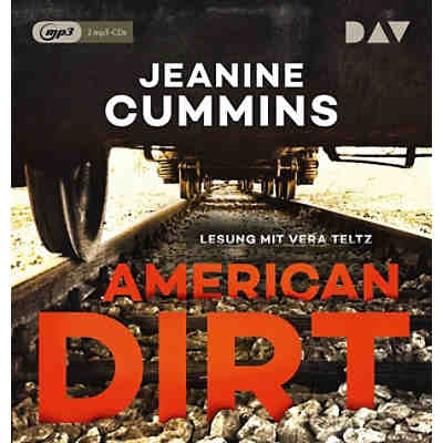 American Dirt, 2 Audio-CD, MP3