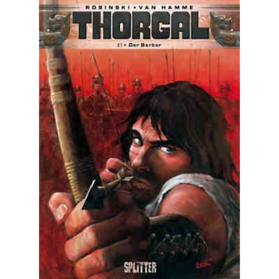 Thorgal - Der Barbar