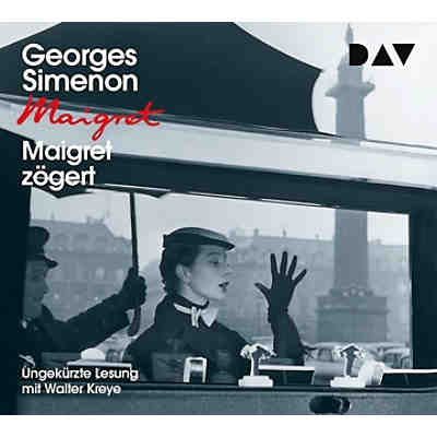 Maigret zögert, 4 Audio-CDs