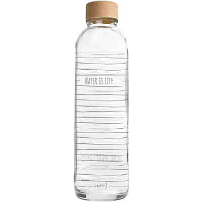 "Trinkflasche ""Water is Life"", 0,7l"