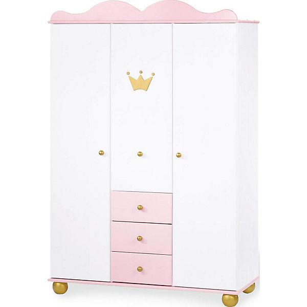 Ziemlich Kleiderschrank Prinzessin Galerie - Die Kinderzimmer Design ...