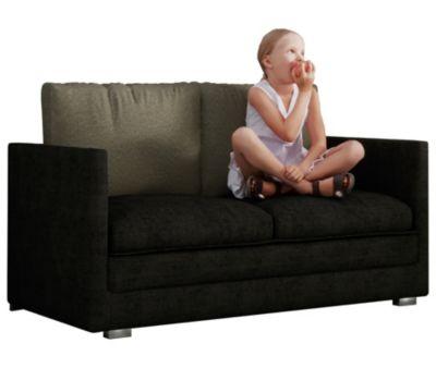 VCM 2er Jugendsofa Schlafsofa Sofabett Couch Sofa mit Schlaffunktion