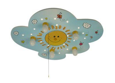 NIERMANN Deckenleuchte Wolke Sunny mehrfarbig
