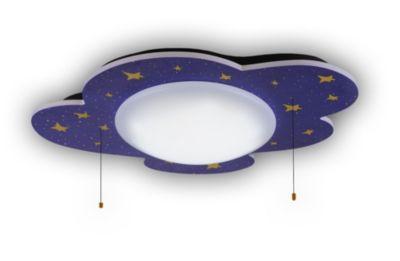 NIERMANN HCL Deckenleuchte Sternenhimmel Deckenleuchten mehrfarbig