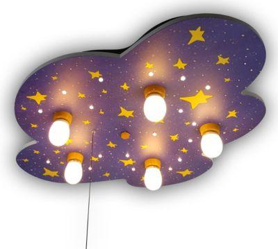 NIERMANN Deckenleuchte Nachthimmel Deckenleuchten mehrfarbig
