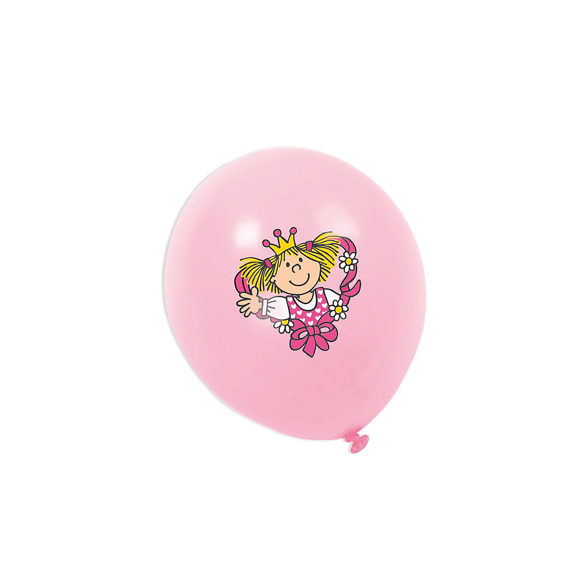 Lutz Gartenmoebel Sonnenschirme: Luftballons Prinzessin Miabella, 8 Stück, Rosa, Lutz