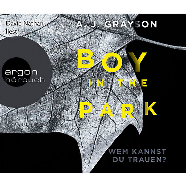 Boy in the Park - Wem kannst du trauen?, 6 Audio-CD