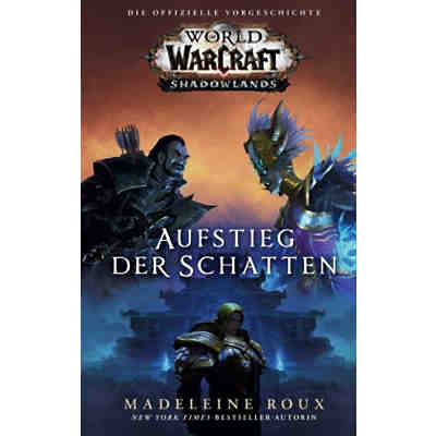 World of Warcraft: Shadowlands: Aufstieg der Schatten
