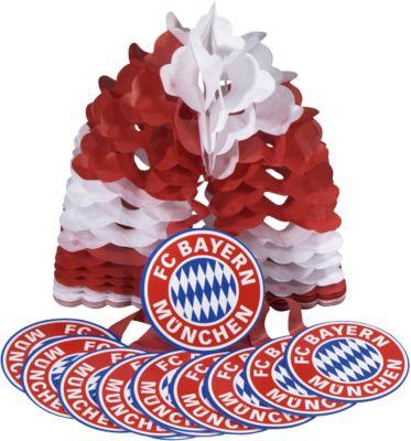FC Bayern München, Girlande rot