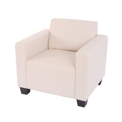 HWC Mendler Sessel creme