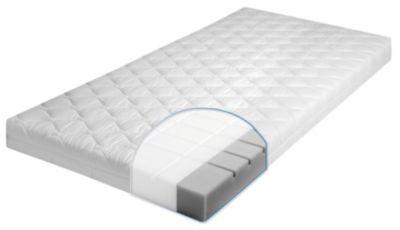 Zöllner Kinder Matratze Joy, 70 x 140 cm weiß | Kinderzimmer > Textilien für Kinder > Kinderbettwäsche | Weiß | Baumwolle - Fi | Zöllner