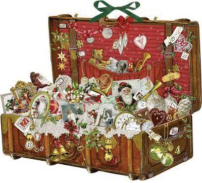 Buch - Nostalgischer Weihnachtskoffer, Adventsk...