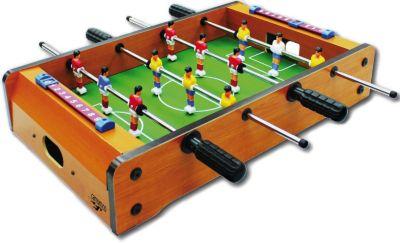 Kicker-Kick-XM Tischauflage holzfarben