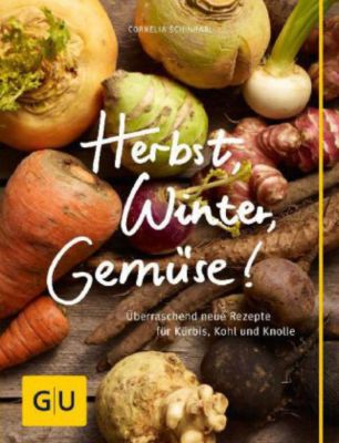 Buch - Herbst Winter Gemüse!