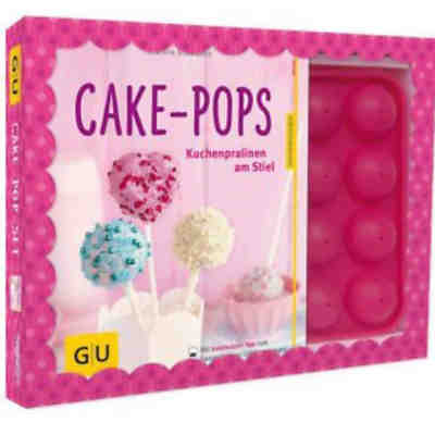 cake pop set mit backform und 20 cakepop stiele christa schmedes yomonda. Black Bedroom Furniture Sets. Home Design Ideas