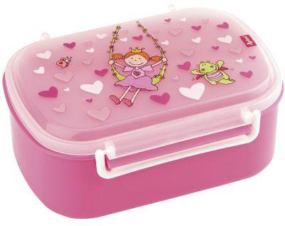 sigikid Brotdose Pinky Queeny pink | Küche und Esszimmer > Aufbewahrung > Brotkasten | sigikid
