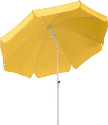 Vorschaubild von Sonnenschirm ´´Ibiza´´ Ø240 cm gelb