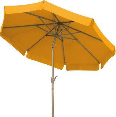 Vorschaubild von Sonnenschirm ´´Orlando´´ Ø270 cm gelb