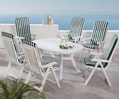 Best Freizeitmöbel 13-tlg. Garten Sitzgruppe