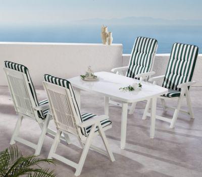 Best Freizeitmöbel 9-tlg. Garten Sitzgruppe