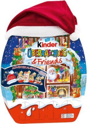 FERRERO Adventskalender Kinder Überraschung