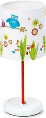 LED Nachttischlampe Birds weiß