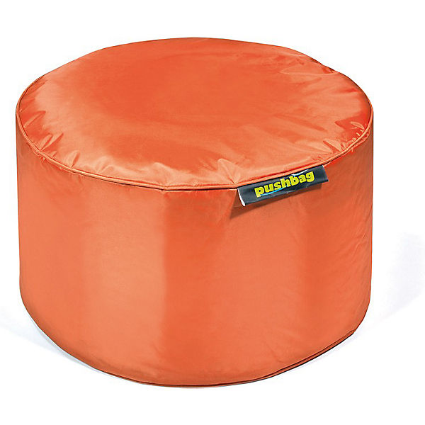 Sitzsack Drum, Oxford, orange