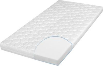 Zöllner Kinder Matratze Baby Soft, 70 x 140 cm weiß | Kinderzimmer > Textilien für Kinder > Kinderbettwäsche | Weiß | Baumwolle - Fi | Zöllner