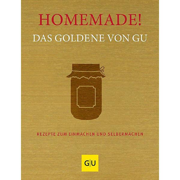 homemade das goldene von gu gr fe und unzer verlag yomonda. Black Bedroom Furniture Sets. Home Design Ideas