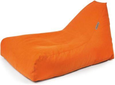 Sitzsack ANGEL, Soft, orange