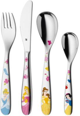 WMF Kinderbesteck Disney Princess , 4-tlg. mehr...