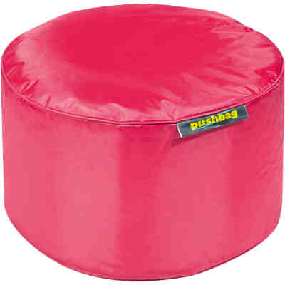Sitzsack Drum, Oxford, pink