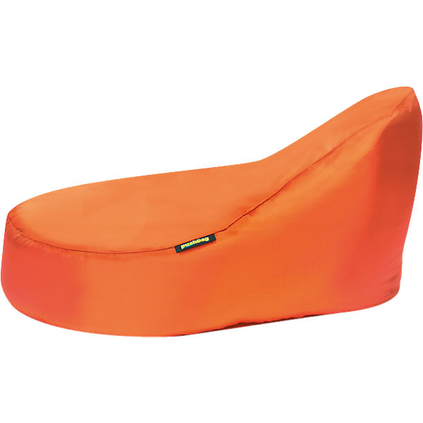 Sitzsack Seat XL, Oxford, orange