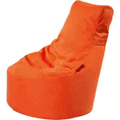 Outdoor-Sitzsack Slope XS, Plus, orange