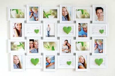 Wand Galerierahmen 24 Fotos Kinder