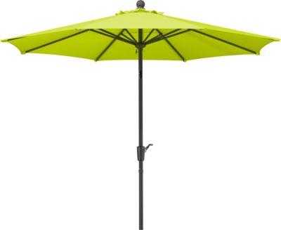 Vorschaubild von Sonnenschirm ´´Harlem´´ Ø270 cm grün