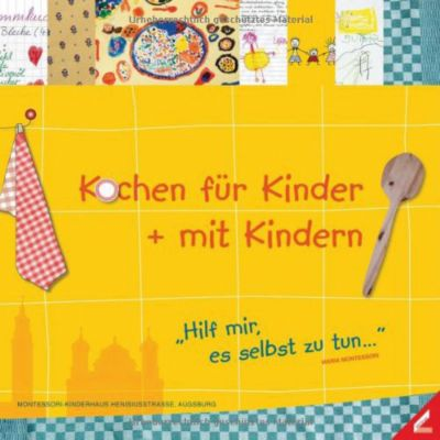 Buch - Kochen Kinder + mit Kindern Erwachsene