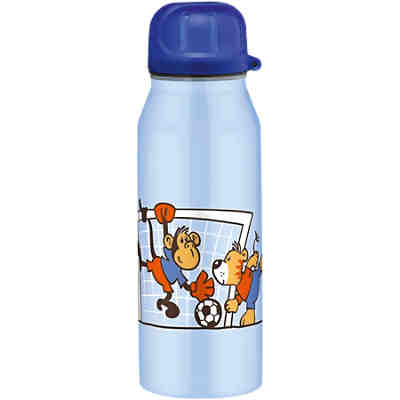 Isolier-Trinkflasche Animal football, 350 ml