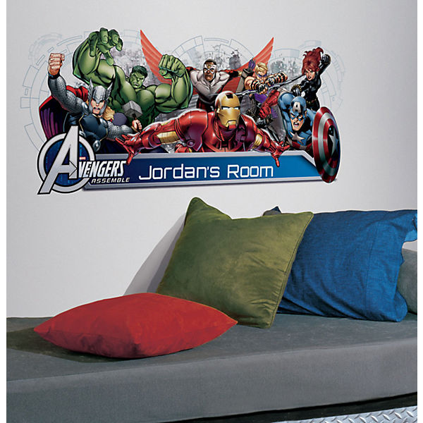 Wandsticker, The Avengers, 102 cm