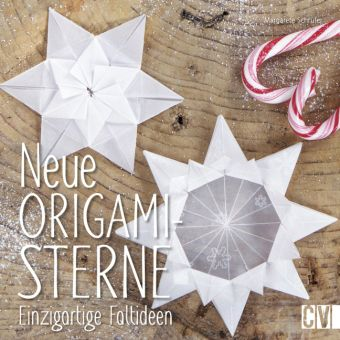 Buch - Neue Origamisterne