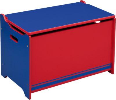 Delta Children Spielzeug Truhe, rot/blau   Kinderzimmer > Spielzeuge > Spielzeugkisten   Delta Children
