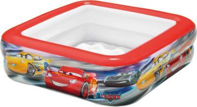 Intex Planschbecken Pay Box Disney Cars, rechteckig   Garten > Swimmingpools   Intex