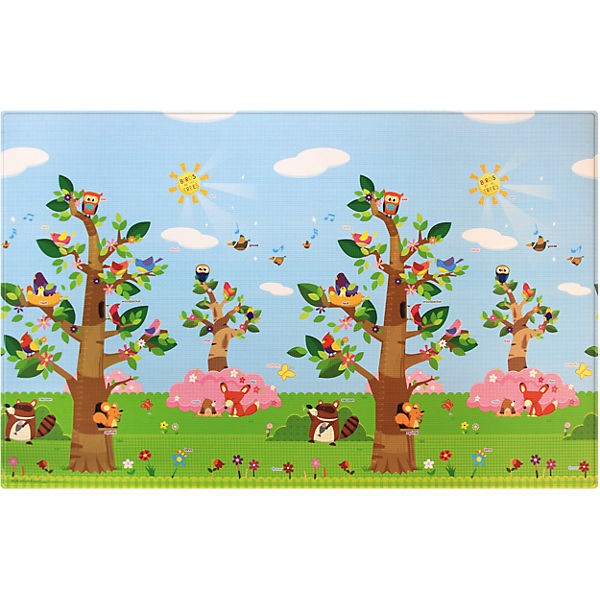 Spielmatte Birds in the Trees, 140 x 210 cm