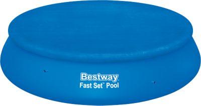 Bestway Abdeckplane Fast Set Pool Ø 366cm Kinder
